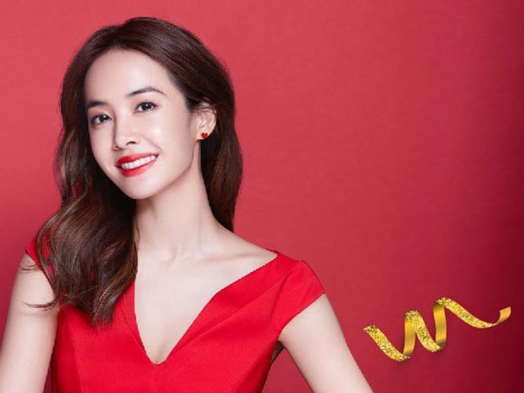 Jolin Tsai reminds fans to behave on Weibo