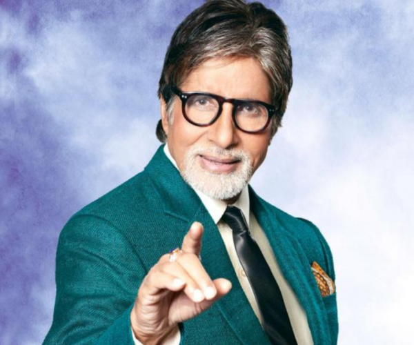 Amitabh Bachchan launches limited NFT collection