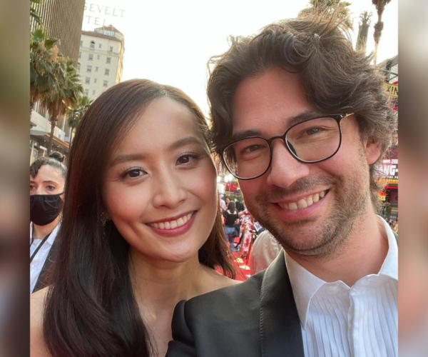 Fala Chen's husband jealous of Tony Leung