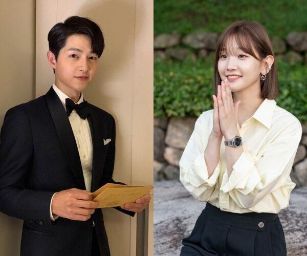Song Joong-Ki and Park So-Dam to host Busan International Film Festival