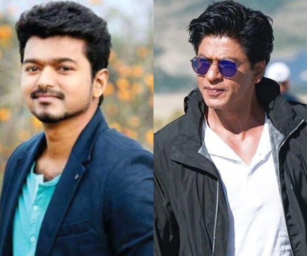 Vijay to cameo in Shah Rukh Khan-Atlee project?