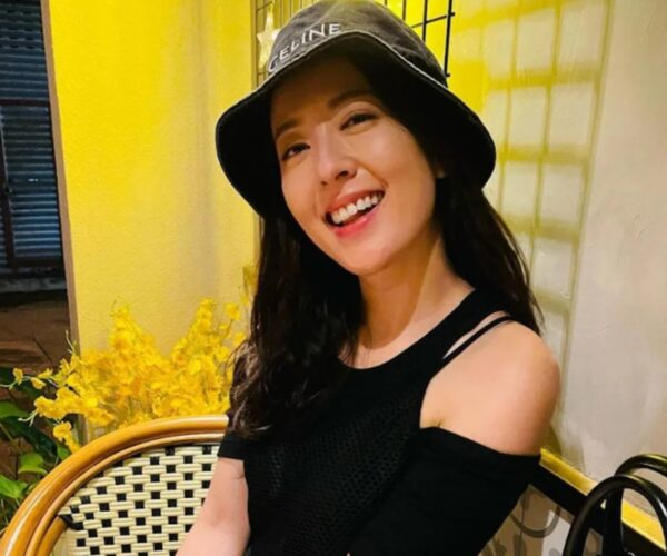 Natalie Tong on becoming an actor: Always persevere!