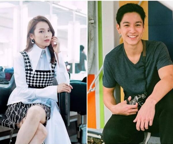 Ali Lee plays mum to 'teenager' Ricco Ng in new series