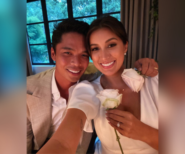 Rachel Peters welcomes her first baby and it's a girl