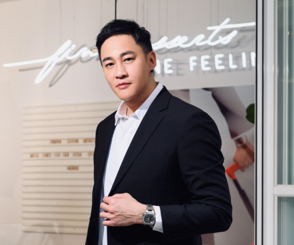 Peter Ho doesn't care about being the lead actor anymore