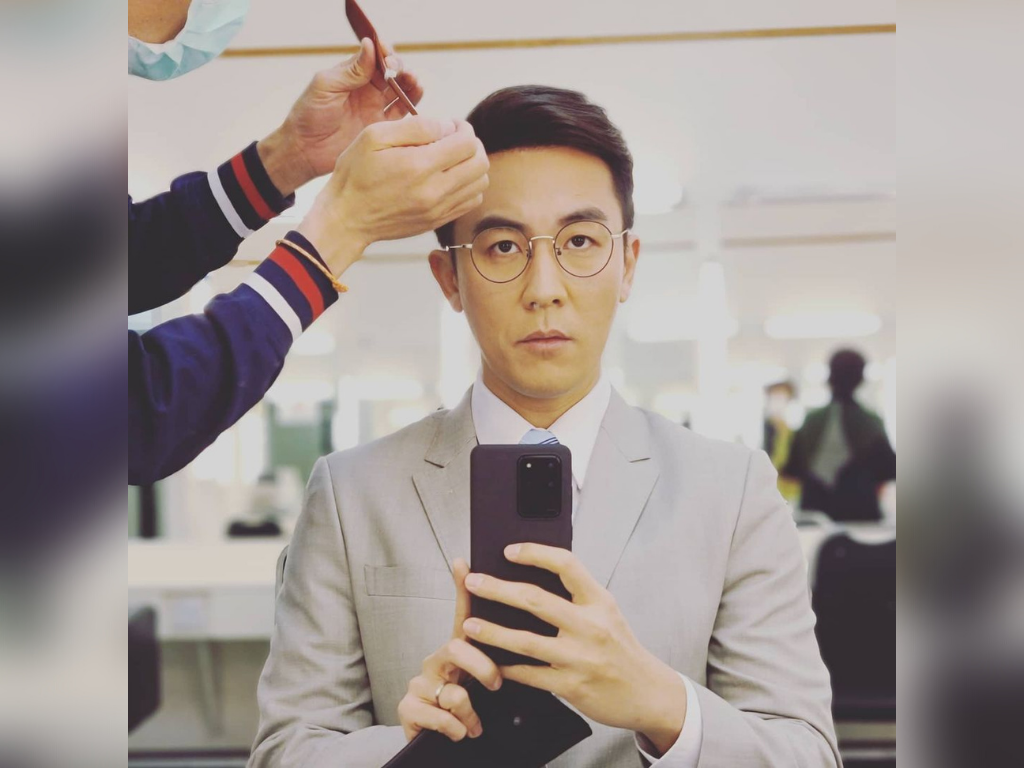 Shaun Tam won't think about winning awards right now