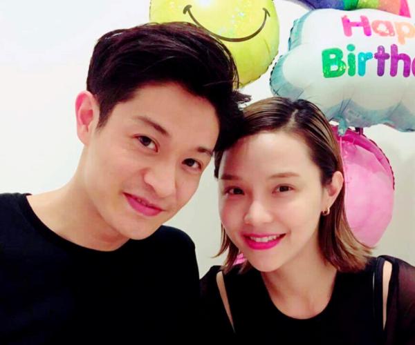 Charmaine Fong announces divorce