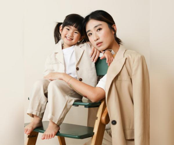 Leanne Fu launches kidswear Yelephant
