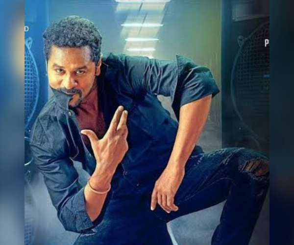 Prabhu Deva to play another cop role in upcoming action-thriller