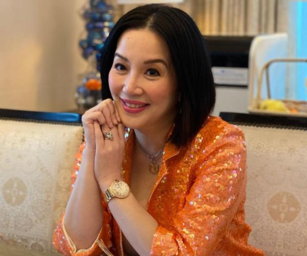 Kris Aquino announces engagement to Mel Sarmiento