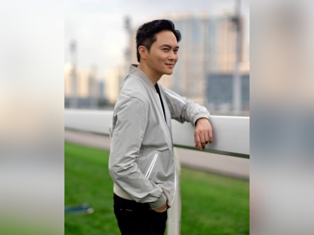 Julian Cheung plans to retire in five years
