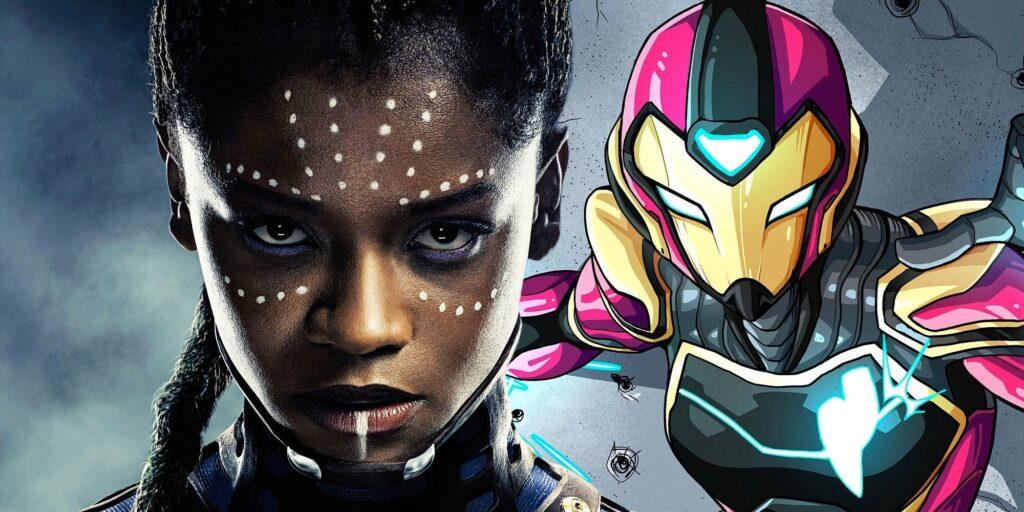 Ironheart Black Panther 2 Shuri SR